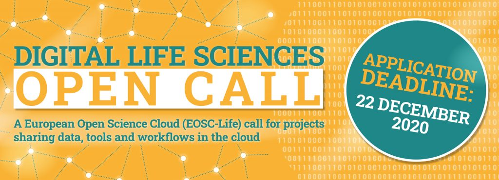 EOSC-Life-OpenCall-Flyer-Banner